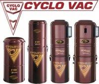 Встроенные пылесосы Cyclovac